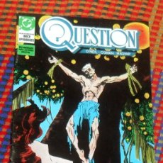 Cómics: QUESTION Nº 9 COMICS DC ZINCO 150 PTAS. MAXISERIE DE 12 EPISODIOS. Lote 29999512