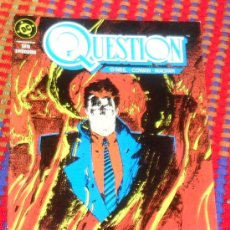 Cómics: QUESTION Nº 4 COMICS DC ZINCO 150 PTAS. Lote 29999523