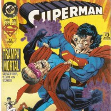 Cómics: SUPERMAN Nº 22. Lote 30059497