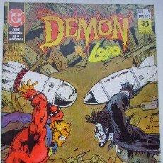 Cómics: DEMON VS. LOBO. Lote 30178475