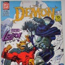 Cómics: DEMON VS. LOBO. Lote 30178533
