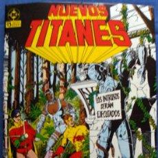 Comics: EDICIONES ZINCO NUEVOS TITANES 1985-1987 VOLUMEN 3 CON LOS NÚMEROS 11 AL 15 INCLUSIVE NUEVO. Lote 148727840