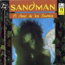 Cómics: SANDMAN DEL 1 AL 19 COMPLETA DE NEIL GAIMAN -JONES UNA JOYA AÑO 1991 CAJA G. Lote 30319317