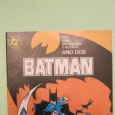 Cómics: DC. ZINCO: BATMAN AÑO DOS Nº 6 (BARR, MCFARLANE Y ALCALA). Lote 30472853