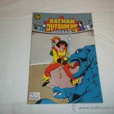 Comics : BATMAN OUTSIDERS - EDICIONES ZINCO.. Lote 30510948