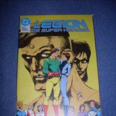 Comics: ZINCO DC LEGION DE SUPER HEROES NUMERO. 8. Lote 30514184