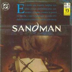 Cómics: SANDMAN 14 - ESTACION DE NIEBLAS - NEIL GAIMAN - ZINCO. Lote 30522024