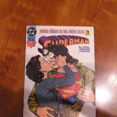 Cómics: DC COMICS ZINCO SUPERMÁN Nº 34. Lote 30778398