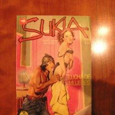 Comics: EDICIONES ZINCO SUKIA Nº 54 1988 NUEVO. Lote 30851769