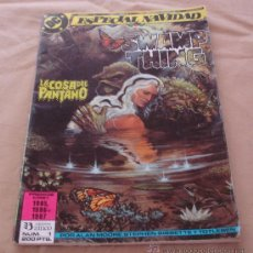Cómics: SWAMP THING, ESPECIAL NAVDAD - DC.. Lote 30876689