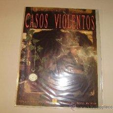 Cómics: CASOS VIOLENTOS EDIC. ZINCO (GAIMAN / MCKEAN). Lote 30936444
