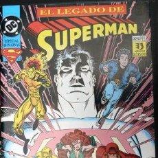 Cómics - SUPERMAN ESPECIAL - ZINCO - 1993 - EL LEGADO DE SUPERMAN - KESEL & SIMONSON - 68 P - JOYA COLECCION - 31048129