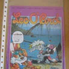 Cómics: ZINCO LEO Ó CARD Nº 4. Lote 31073330