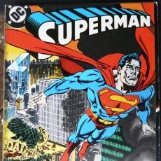 Cómics: SUPERMAN # 59 - ZINCO - AÑO 1989 - ORDWAY & JANKE - SUPERMAN DESTERRADO - 26 P - JOYA. Lote 31126501