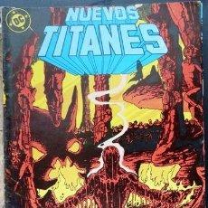 Cómics: NUEVOS TITANES # 35 - ZINCO - AÑO 1984 - ENCRUCIJADA - WOLFMAN & PEREZ - 34 P - JOYA. Lote 31151862