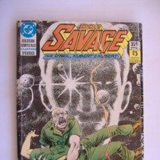 Cómics: DOC SAVAGE.LOS 4 PRIMEROS Nº EN UN TOMO. Lote 31224213