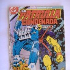Cómics: LA PATRULLA CONDENADA.Nº11. Lote 31224564