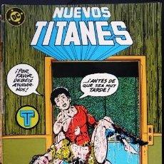 Cómics: NUEVOS TITANES # 37 - ZINCO - AÑO 1984 - CONFRONTACION - WOLFMAN & PEREZ - 34 P - JOYA. Lote 31265077