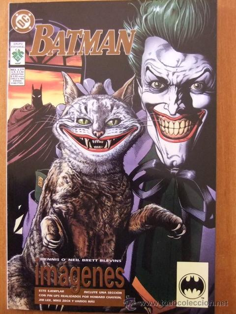 BATMAN IMAGENES GRUPO EDITORIAL VID (Tebeos y Comics - Zinco - Prestiges y Tomos)