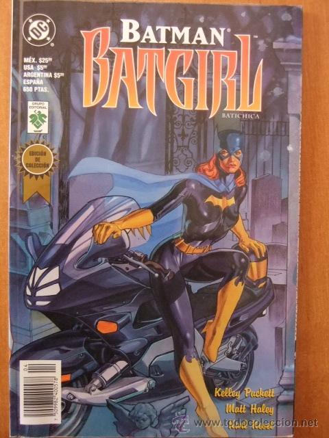 BATMAN BATGIRL GRUPO EDITORIAL VID (Tebeos y Comics - Zinco - Prestiges y Tomos)