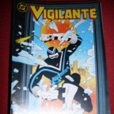 Comics: VIGILANTE NUMERO 28 BUEN ESTADO REF.37. Lote 31519650