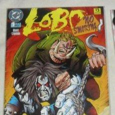 Cómics: LOBO Nº 1 COMICS DC ZINCO 225 PTAS.. Lote 214345306