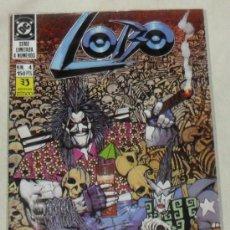 Cómics: LOBO Nº 4 COMICS DC ZINCO 150 PTAS.. Lote 294951108
