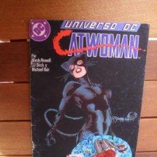 Comics: CATWOMAN Nº 10. EDICIONES ZINCO. DC COMICS.. Lote 31589668