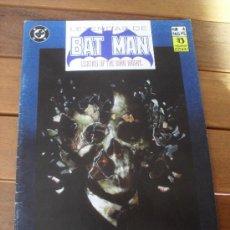 Cómics: LEYENDAS DE BATMAN Nº 4. SHAMAN. CAPITULO CUATRO. EDICIONES ZINCO. DC COMICS.. Lote 31590146