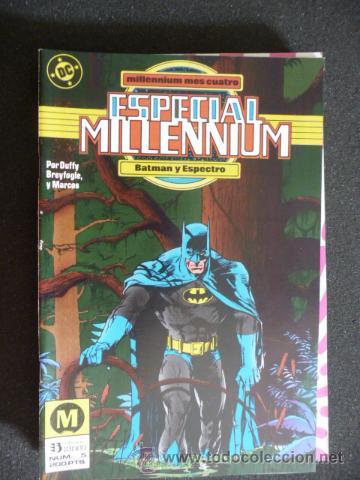 ESPECIAL MILLENNIUM. Nº 5. ZINCO (Tebeos y Comics - Zinco - Millenium)