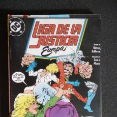 Cómics: LIGA DE LA JUSTICIA DE EUROPA. Nº 5. ZINCO. Lote 31622517