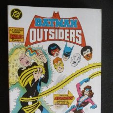 Cómics: BATMAN Y LOS OUTSIDERS. Nº 15. ZINCO. Lote 31622612