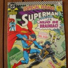 Comics: SUPERMAN ESPECIAL Nº 8. ESPECIAL VERANO. EDICIONES ZINCO. DC COMICS.. Lote 31794690