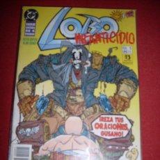 Cómics: ZINCO DC -LOBO - NUMERO 1 BUEN ESTADO C31. Lote 145943489