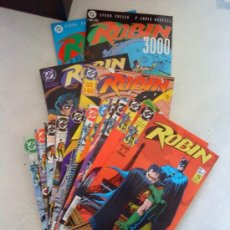 Cómics: LOTE: ROBIN 12 NUMS + 2 TOMOS + 2 PRESTIGE - ZINCO BATMAN. Lote 32001798
