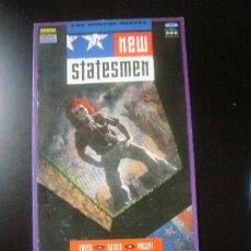 Cómics: NEW STATESMEN, LOS NUEVOS DIOSES. Nº 5 DE 5. NORMA EDITORIAL ZINCO ...EST PRES. Lote 32048412