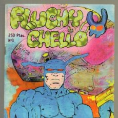 Cómics: TEBEOS-COMICS GOYO - FLUCHY Y CHELLO Nº 3 *AA99. Lote 32049288