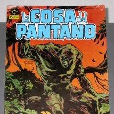 Cómics: LA COSA DEL PANTANO Nº 2. ALGUIEN POR QUIEN VIVIR. PASKO, YEATES, GENE COLAN. ZINCO, 1984.. Lote 32069862