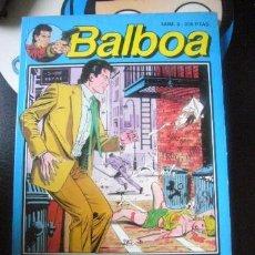 Cómics: BALBOA Nº 5 30 AÑOS DESPUES ..ET. Lote 32103937