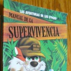 Cómics: TEBEOS-COMICS GOYO - LEO OPARD MANUAL DE LA SUPERVIVENCIA *UU99. Lote 32107084