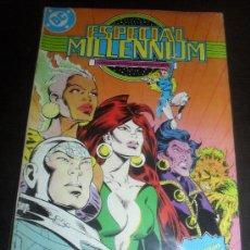 Comics: ESPECIAL MILLENIUM Nº 10. EDICIONES ZINCO. DC COMICS.. Lote 32142161