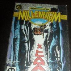Cómics: MILLENIUM Nº 2. EDICIONES ZINCO. DC COMICS.. Lote 32142228