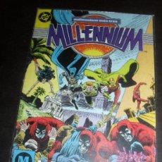 Cómics: MILLENIUM Nº 3. EDICIONES ZINCO. DC COMICS.. Lote 32142239