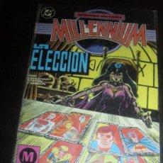 Cómics: MILLENIUM Nº 4. EDICIONES ZINCO. DC COMICS.. Lote 32142252