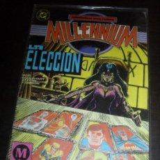 Cómics: MILLENIUM Nº 4. EDICIONES ZINCO. DC COMICS.. Lote 32142260