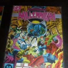Cómics: MILLENIUM Nº 7. EDICIONES ZINCO. DC COMICS.. Lote 32142281