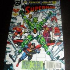 Cómics: SUPERMAN Nº 23. VOL. 3. DC COMICS. EDICIONES ZINCO.. Lote 32239001