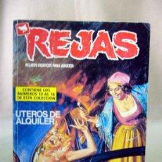 Cómics: COMIC, REJAS, TOMO 4, Nº 13 AL 16, ZINCO. Lote 32261358