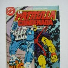 Comics - La Patrulla Condenada nº 11 (Doom Patrol) - DC (Zinco) - 32394310