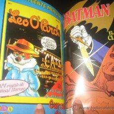 Cómics: BATMAN VOL. 2 - ED. ZINCO - 72 NÚMEROS + 6 ESPECIALES - COMPLETA - ENCUADERNADA - MBE. Lote 32443677